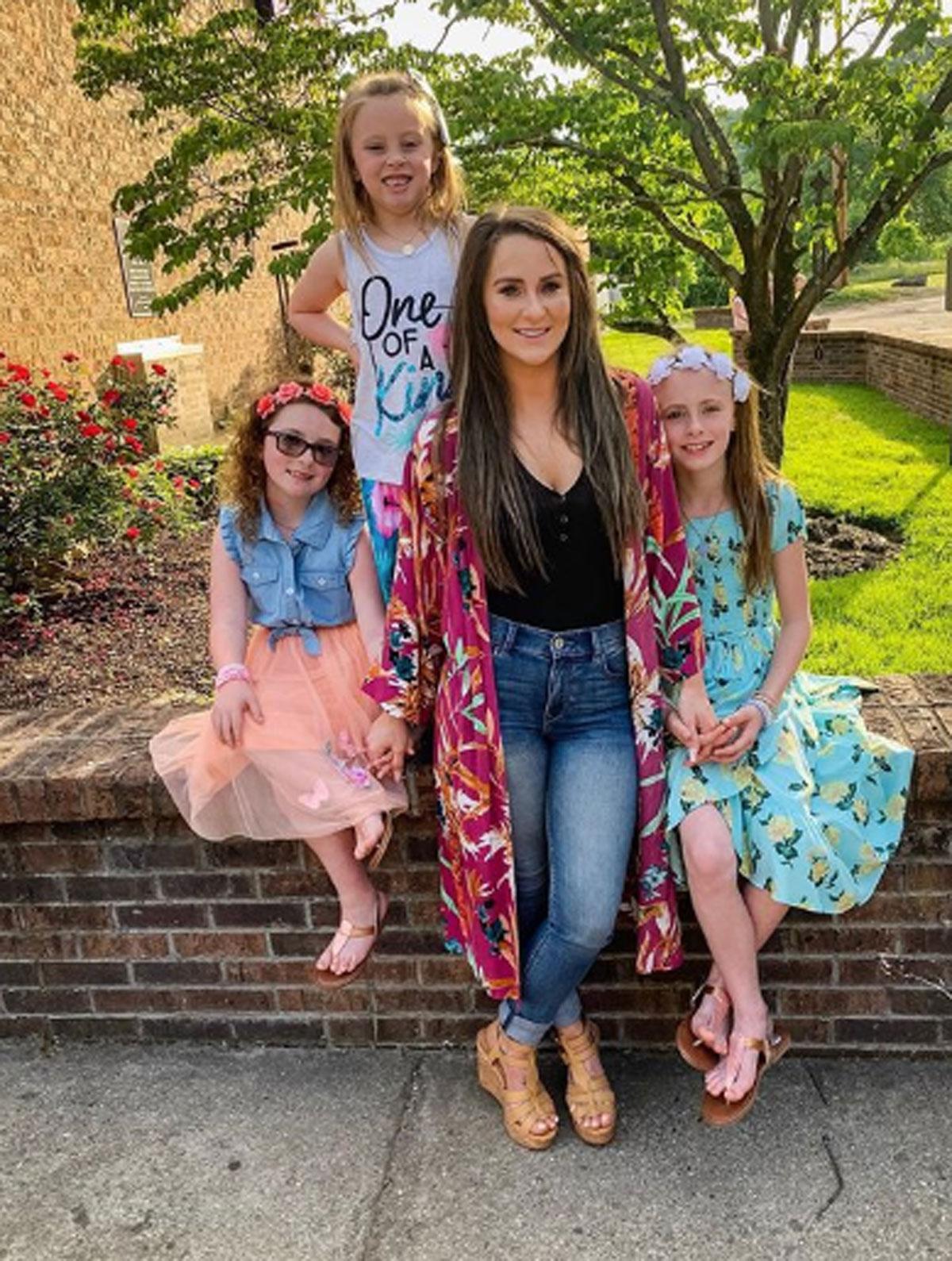 Jenelle Evans' Former 'Teen Mom' Costars React To Her Custody Battle