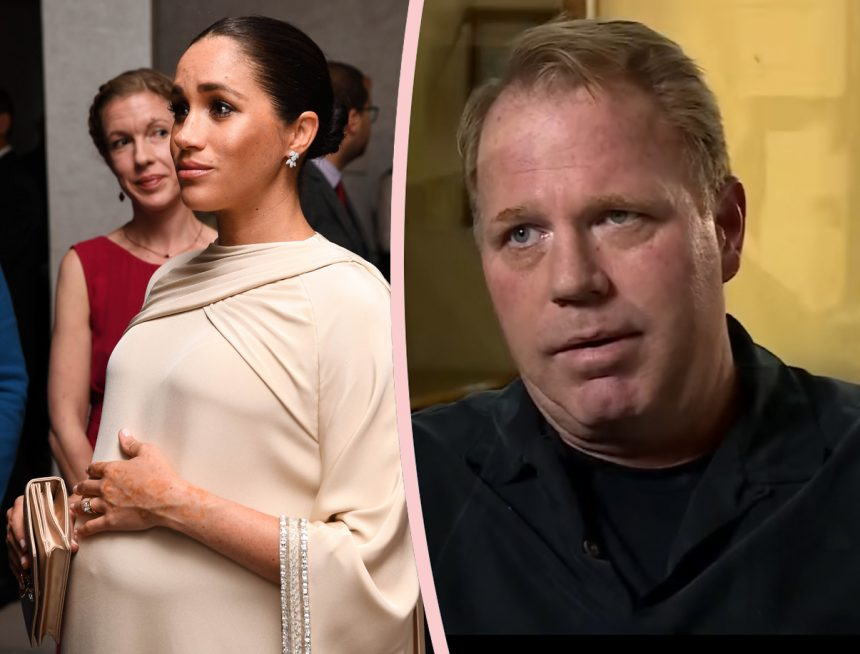 Meghan Markle's Brother Has SHADY Response To Baby News