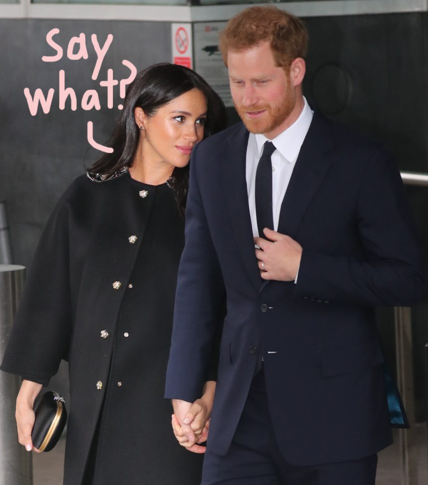 Meghan Markle 'Not Popular' With Harry's Supporters