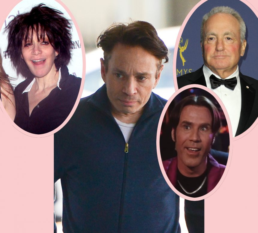 Chris Kattan: My sex life destroyed friendship with Will Ferrell