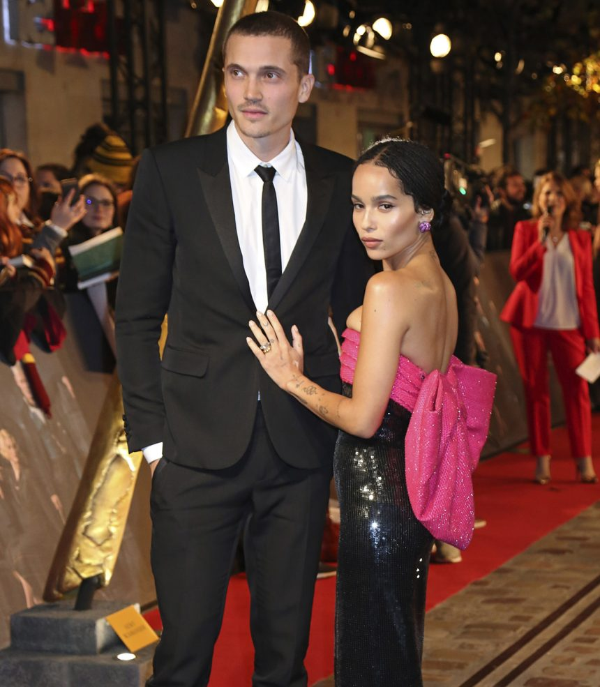 Zoe Kravitz Secretly Got Married And Omg We Ve Seen Her