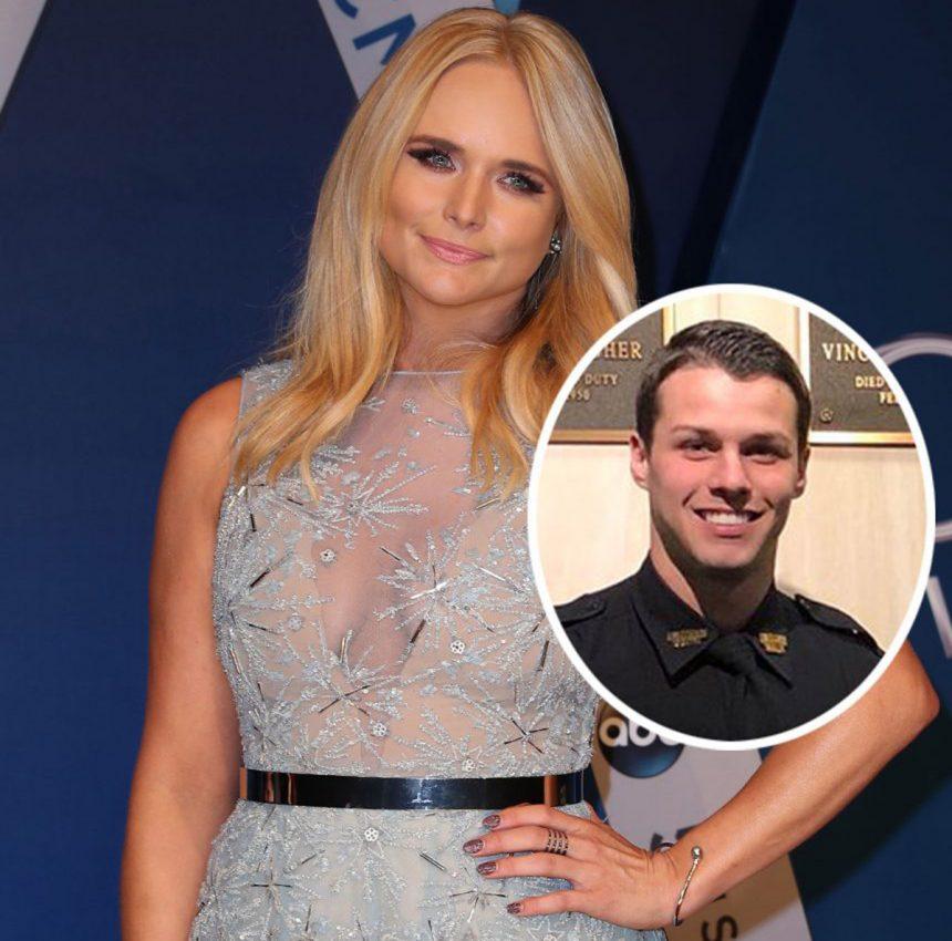 Miranda Lambert Shares Rare Photo Of Husband Brendan