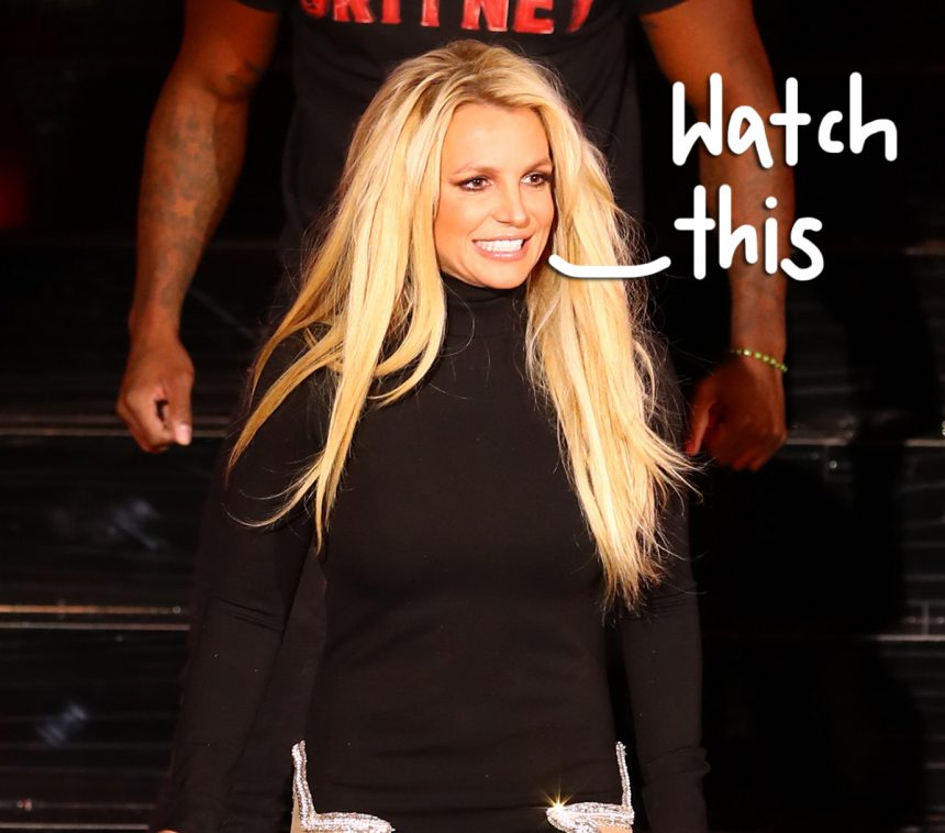 Britney Spears Responds To Claims She Doesn't Post Her Own ...
