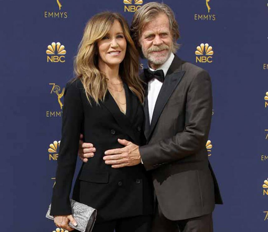 Felicity Huffman makes guilty plea in college admissions scandal