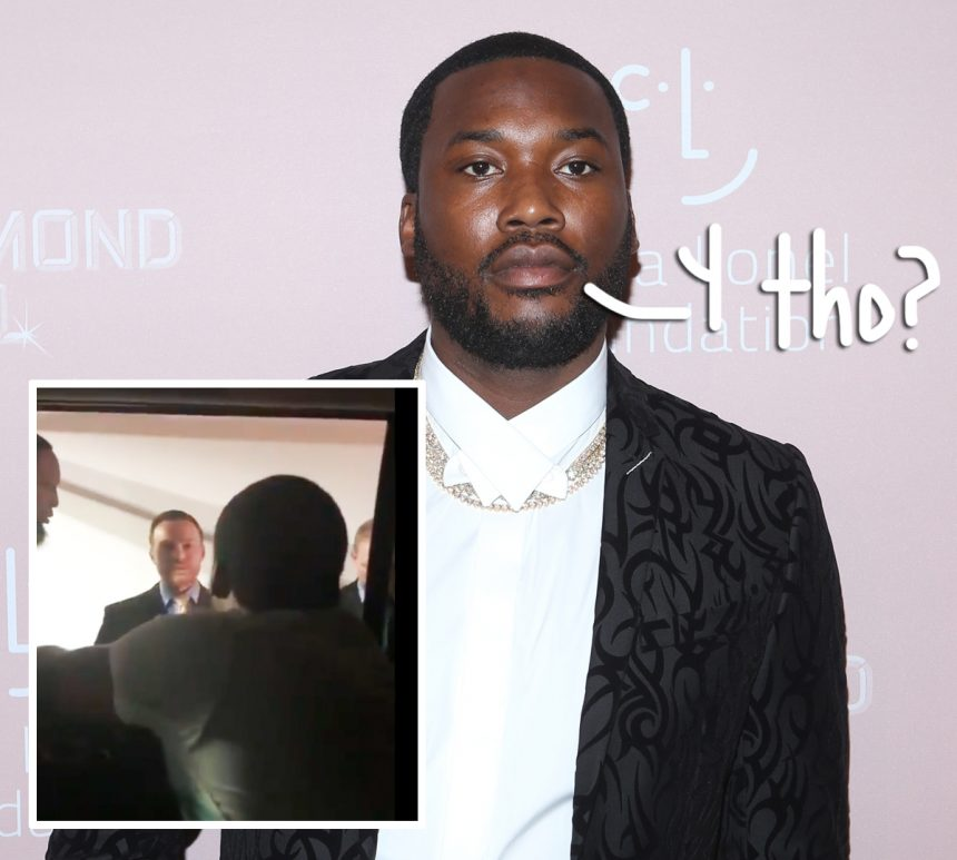 Meek Mill Kicked Out of Cosmopolitan Hotel, Threatened With Arrest