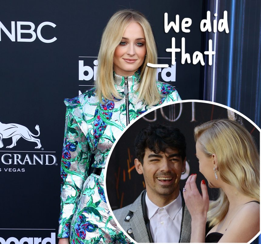 Sophie Turner And Joe Jonas Giving Major Couple Goals