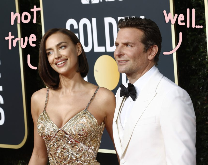 Bradley Cooper & Irina Shayk Split After 4 Years