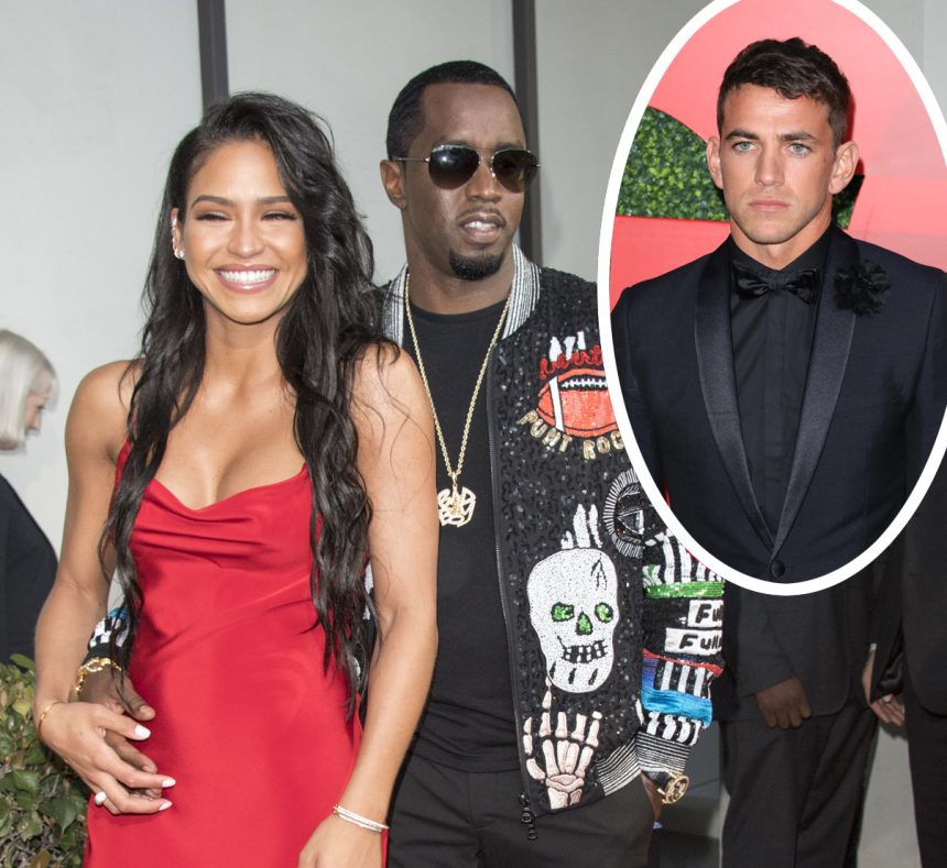 Diddy congratulates ex Cassie, boyfriend Alex Fine on pregnancy