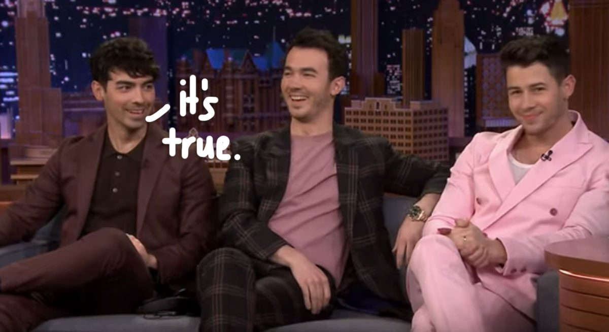 Joe Jonas Reveals His Wild Bachelor Party Had The Police Called On Them THREE Times!