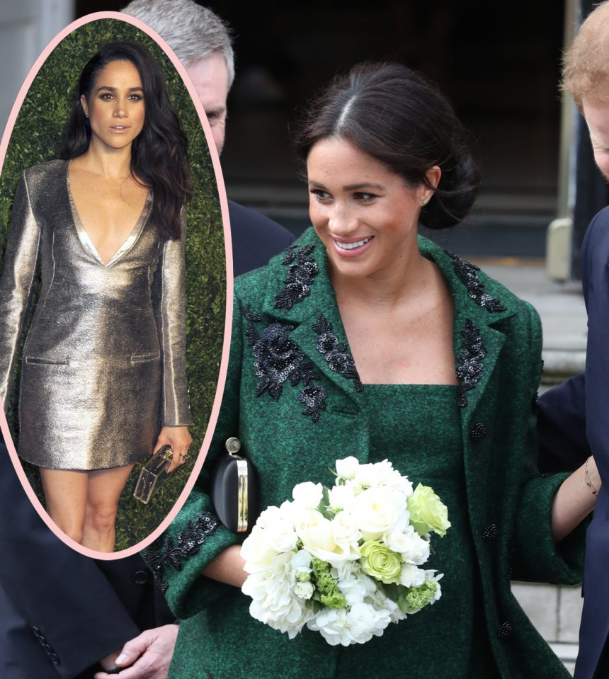 Meghan Markle Gets A Surprise New Job