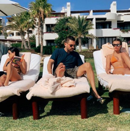 The Kardashians Are Confused By Kourtney, Scott & Sofia's Group Trip