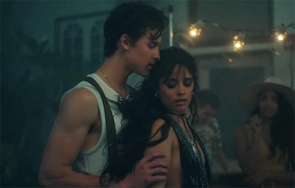 Shawn Mendes Camila Cabello Senorita video 1