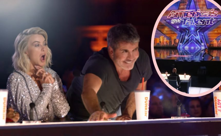 See The 'America's Got Talent' Act That Made Simon Cowell