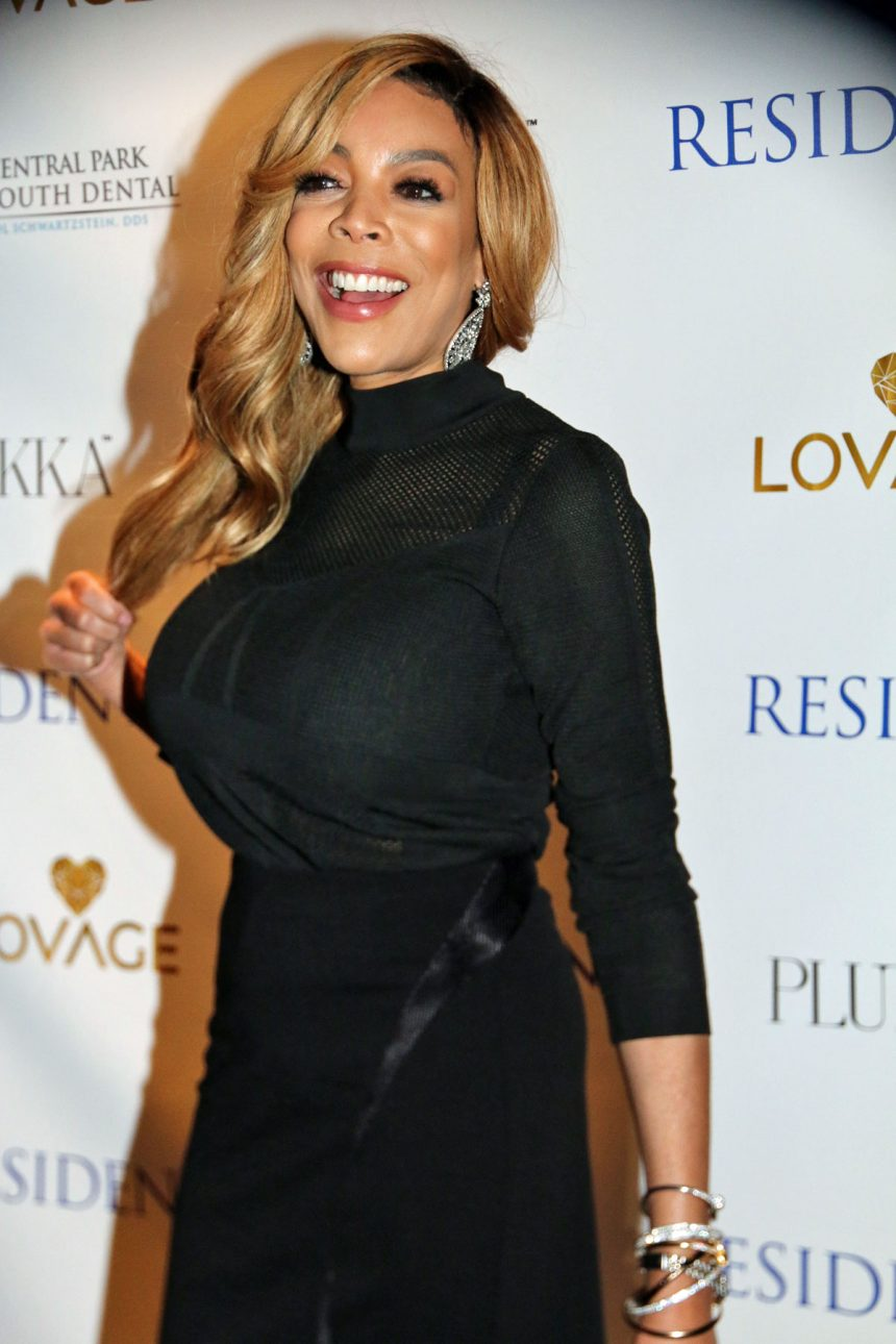 Wendy Williams Teases New Romance With Very Sexy Mystery Man