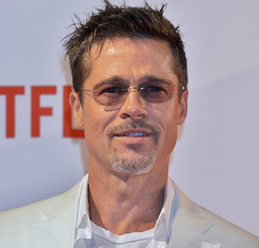 Brad Pitt threatens to sue 'straight pride parade' group using his image