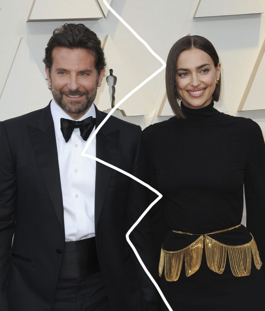 Bradley Cooper and girlfriend Irina Shayk split up