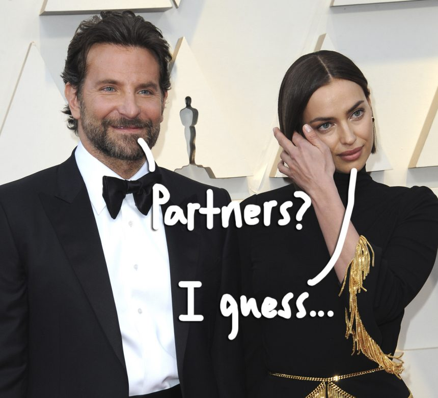 Irina Shayk Moves On From Bradley Cooper With A Runway Comeback
