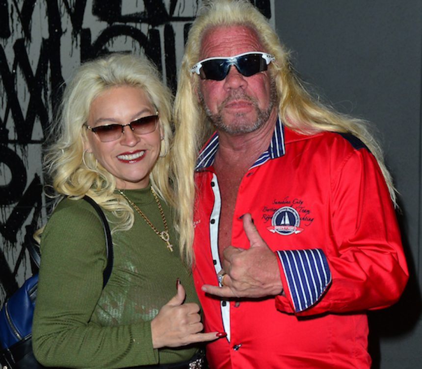 Beth Chapman, wife of 'Dog the Bounty Hunter,' in medically-induced coma