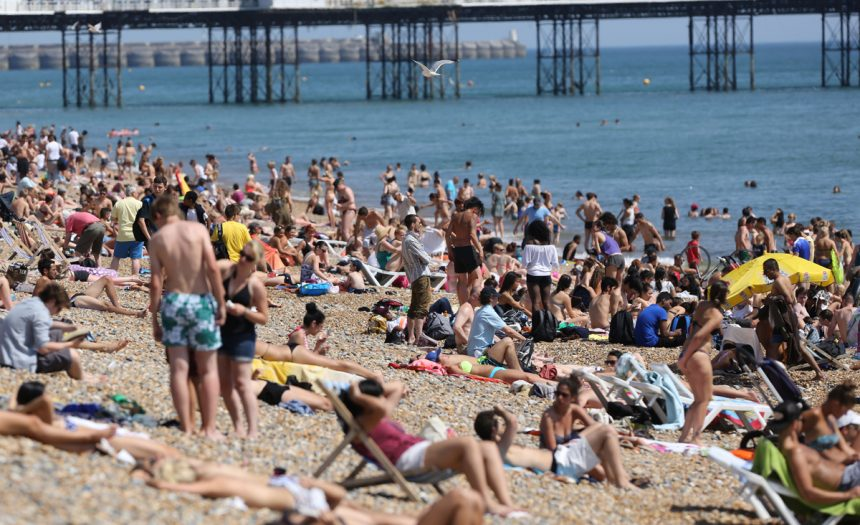 Flesh-Eating Bacteria Spreading In More Beaches As Oceans Get Warmer