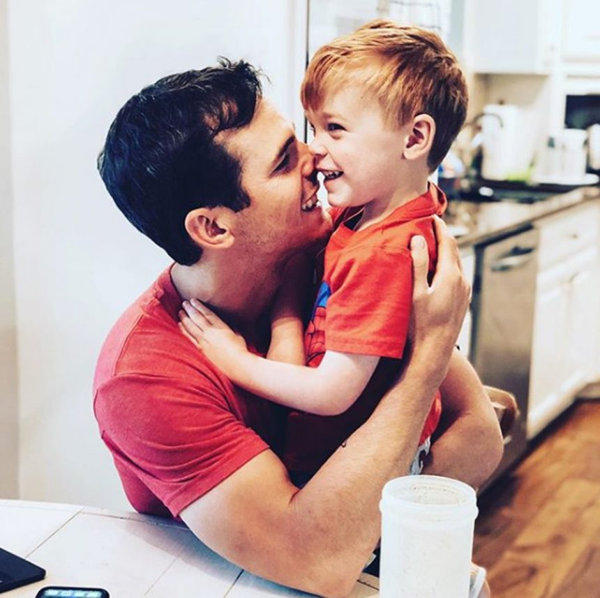 Granger Smith reveals son, 3, has died after a 'tragic accident'