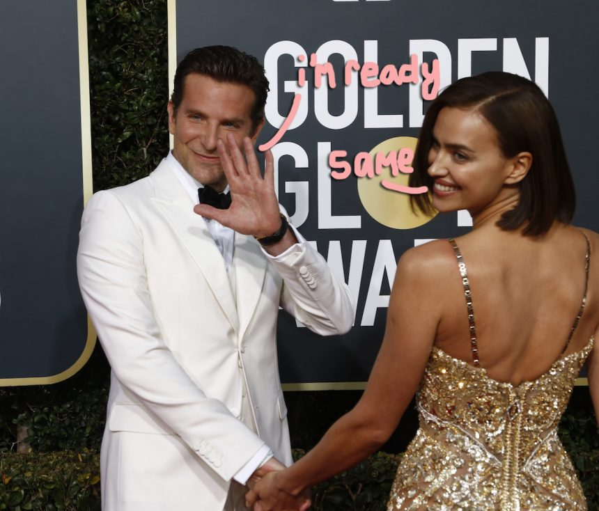 Handling Bradley Cooper, Lady Gaga's romance rumours was difficult for Irina Shayk