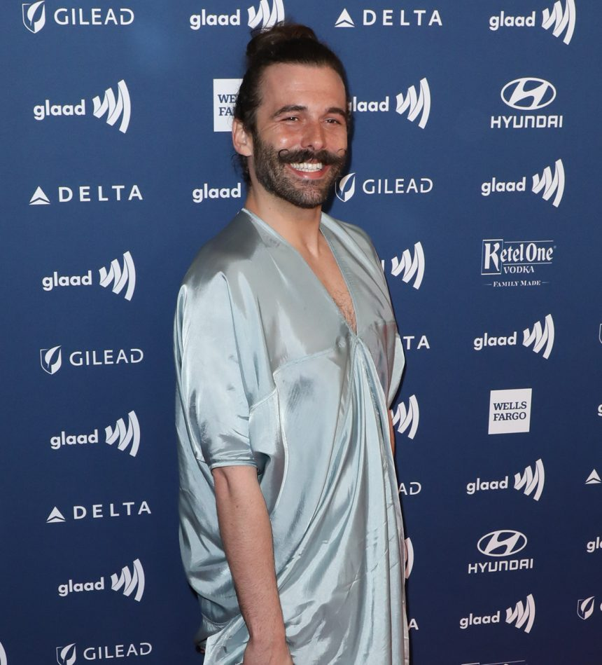 Queer Eye' Star Jonathan Van Ness Comes Out As Nonbinary