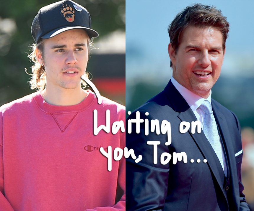 Justin Bieber 'agrees to UFC fight' with Tom Cruise