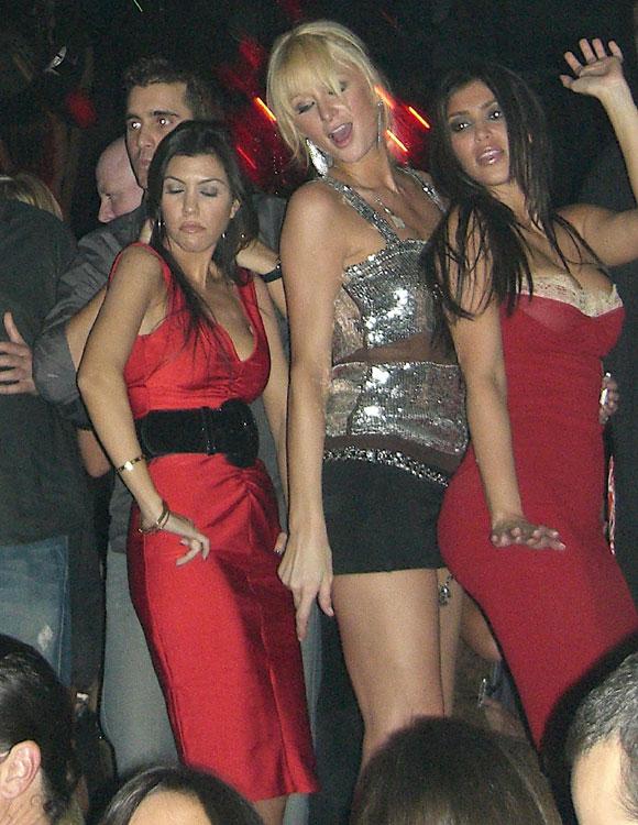 Kim Kardashian's Style Evolution — From Paris Hilton's Pal To One Half Of Kimye!
