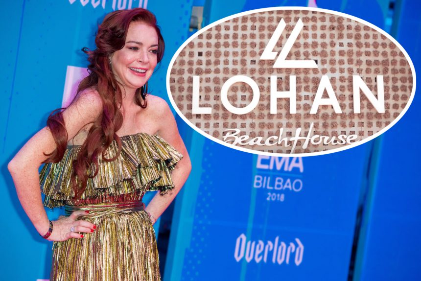Lindsay Lohan's Reality TV Show Reportedly Canceled As Her Mykonos Club Closes - Perez Hilton