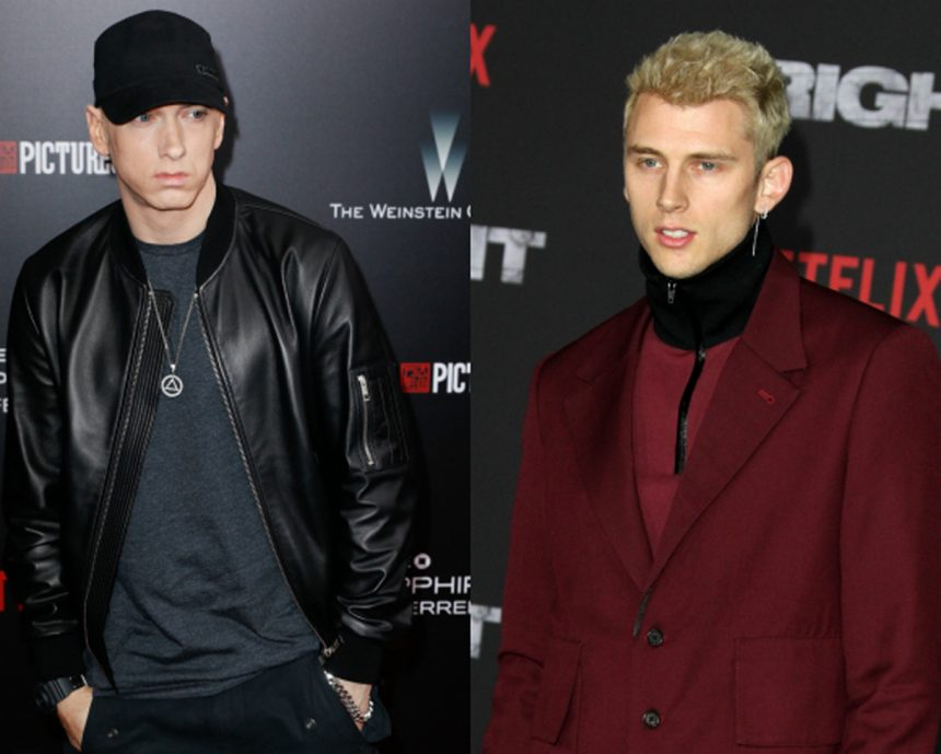 Machine Gun Kelly Sued Over Alleged Hotel Attack Resulting From