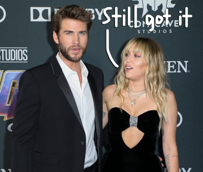 Miley Cyrus Slams Liam Hemsworth Split Rumors in Anniversary Post