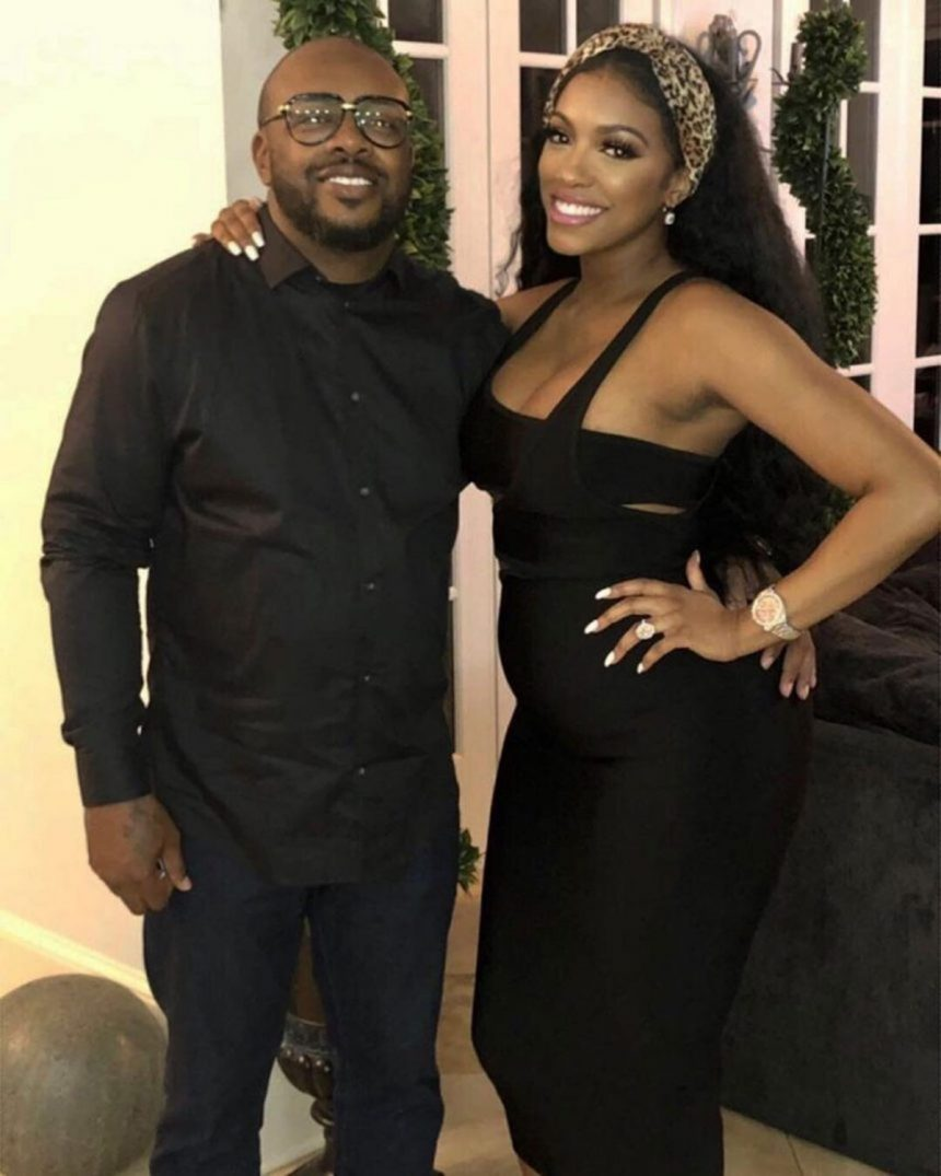 Porsha Williams and Dennis McKinley Call It Quits