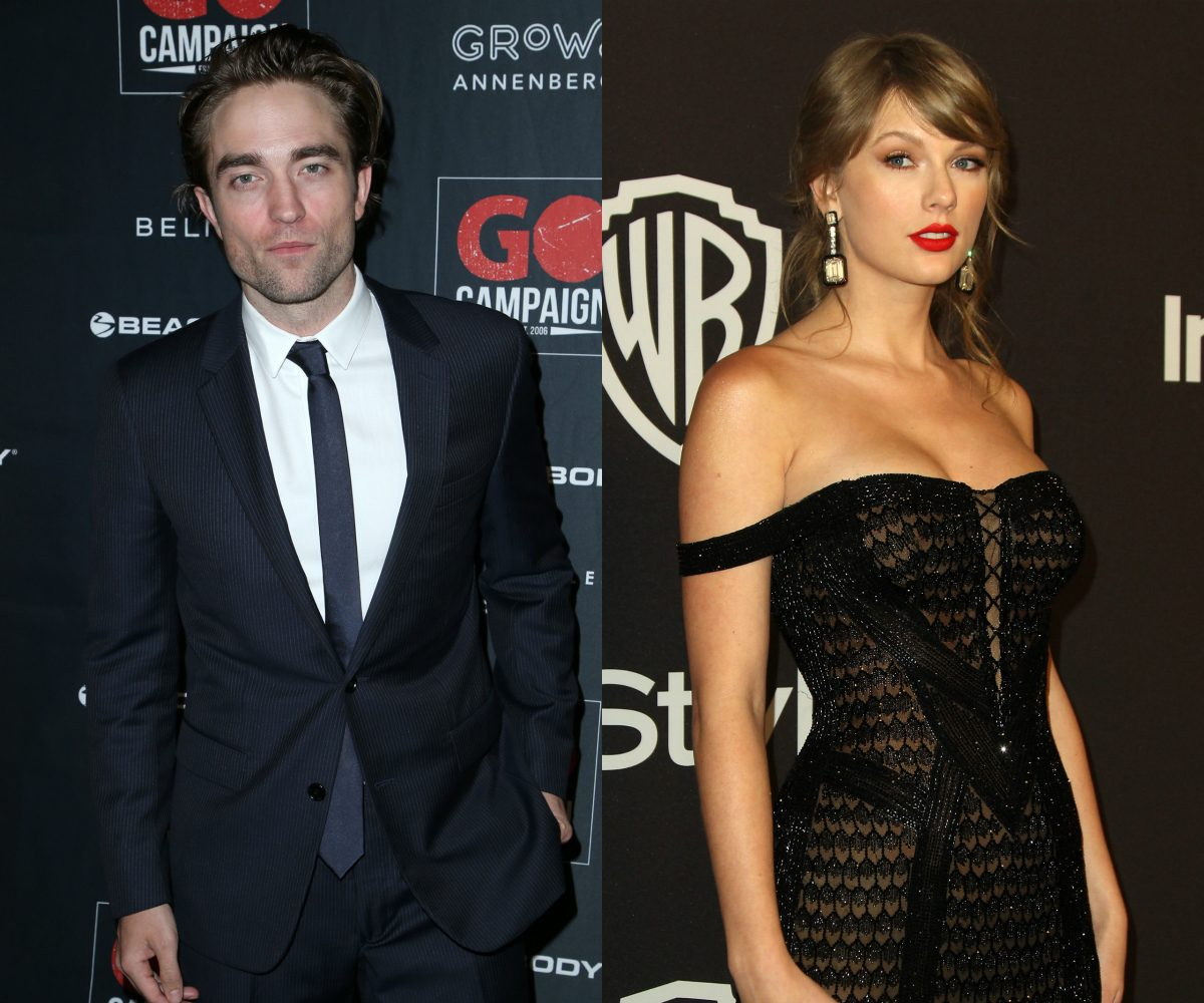 Taylor Swift Double Dates With Robert Pattinson In Hollywood!