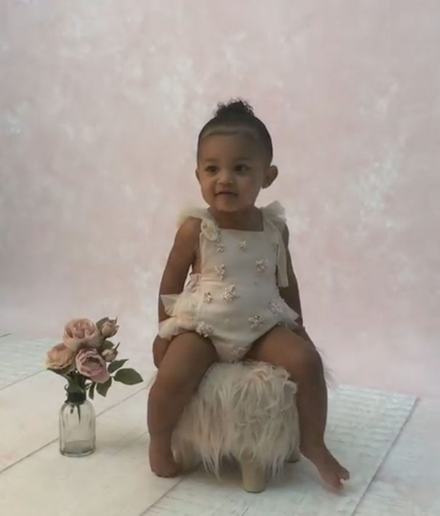 Kim Kardashian shares new photo of baby Psalm West