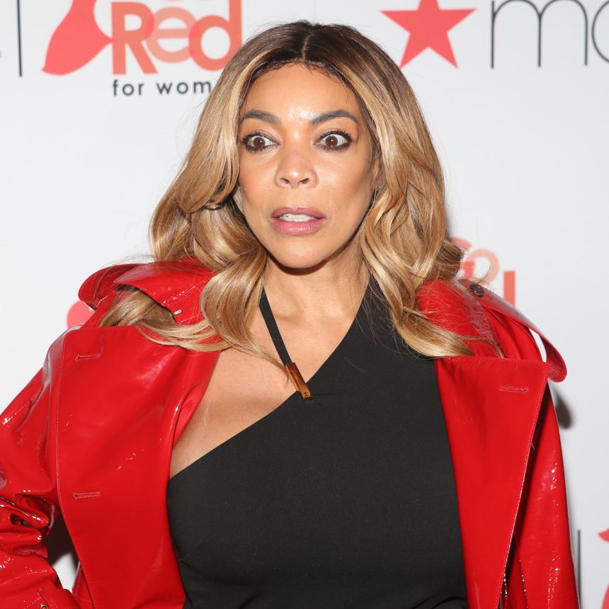 Wendy Williams Is Seen Out and About With Her New Mystery Boo