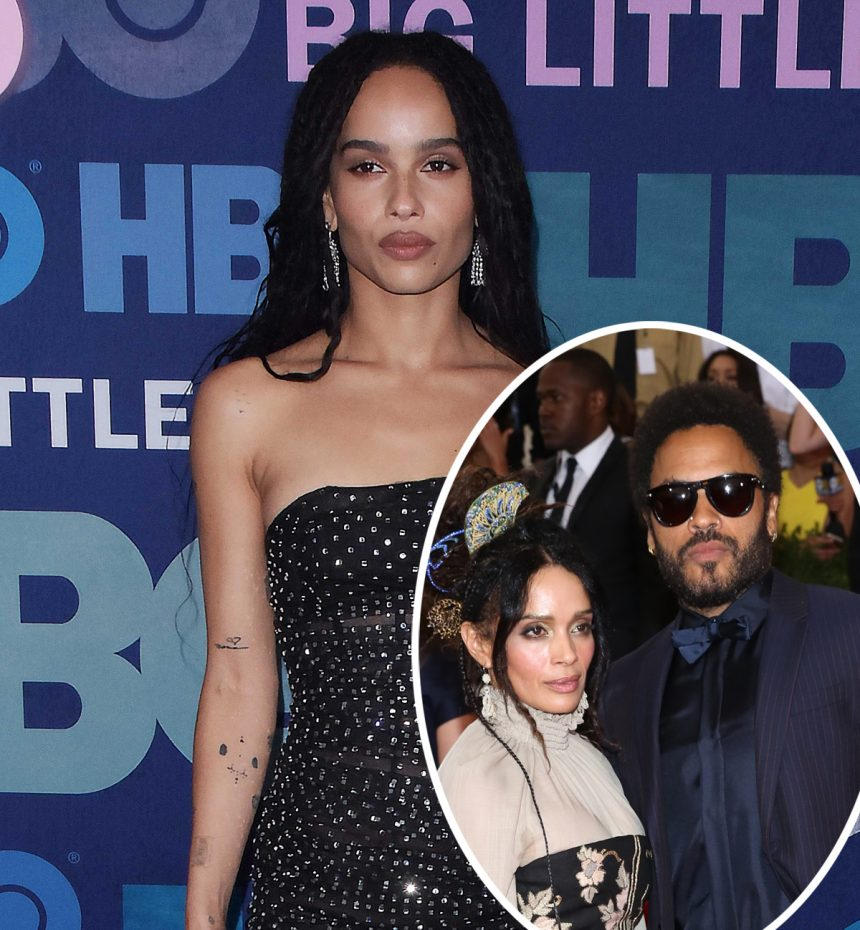 Zoe Kravitz Explains How Her Famous Parents Influenced Her