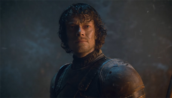 Alfie Allen as Theon Greyjoy