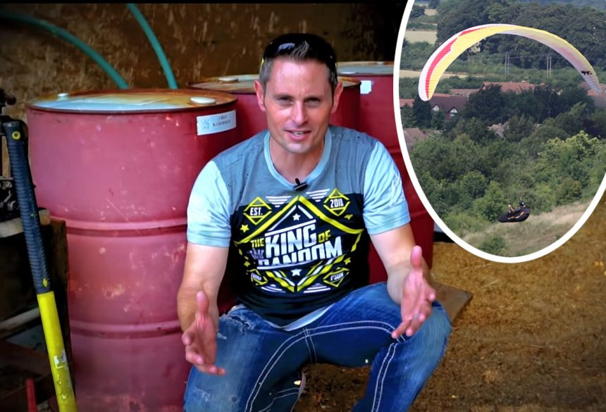 YouTube Star Killed In Paragliding Accident - Perez Hilton