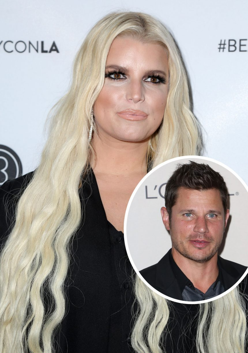b0ac4e23f Jessica Simpson Is About To Spill The Tea On Nick Lachey Divorce ...