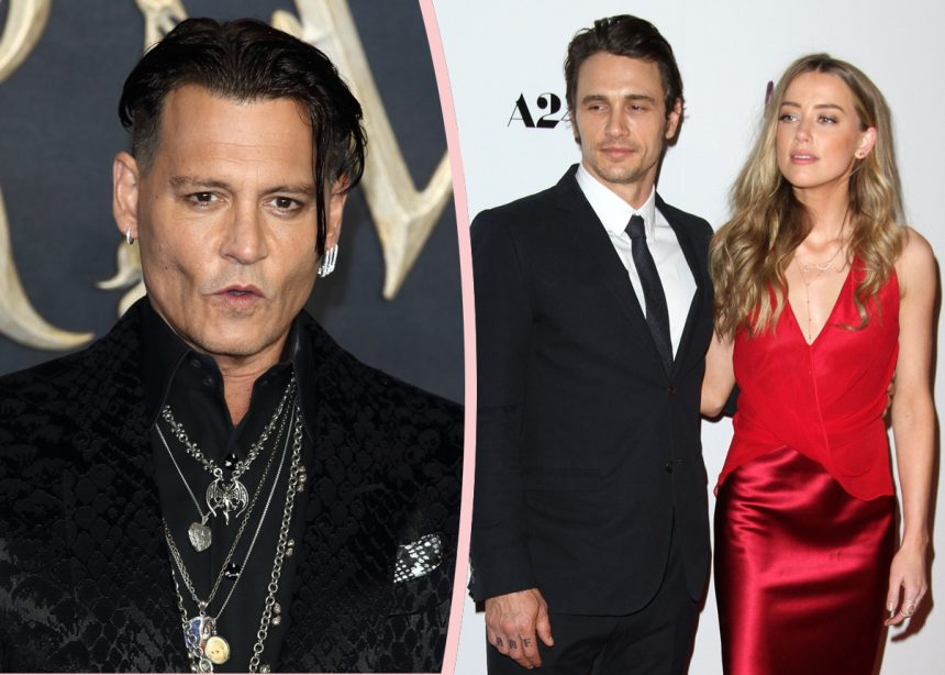 Johnny Depp ropes James Franco into lawsuit over elevator intimacy