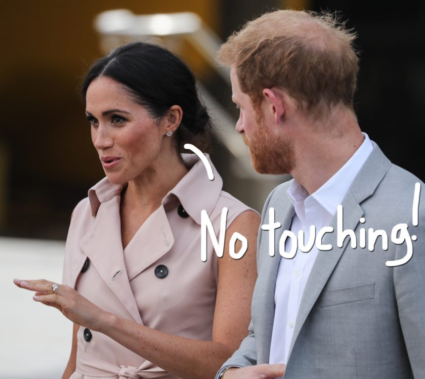 Meghan & Harry's Neighbors Were Given Strict Rules On How