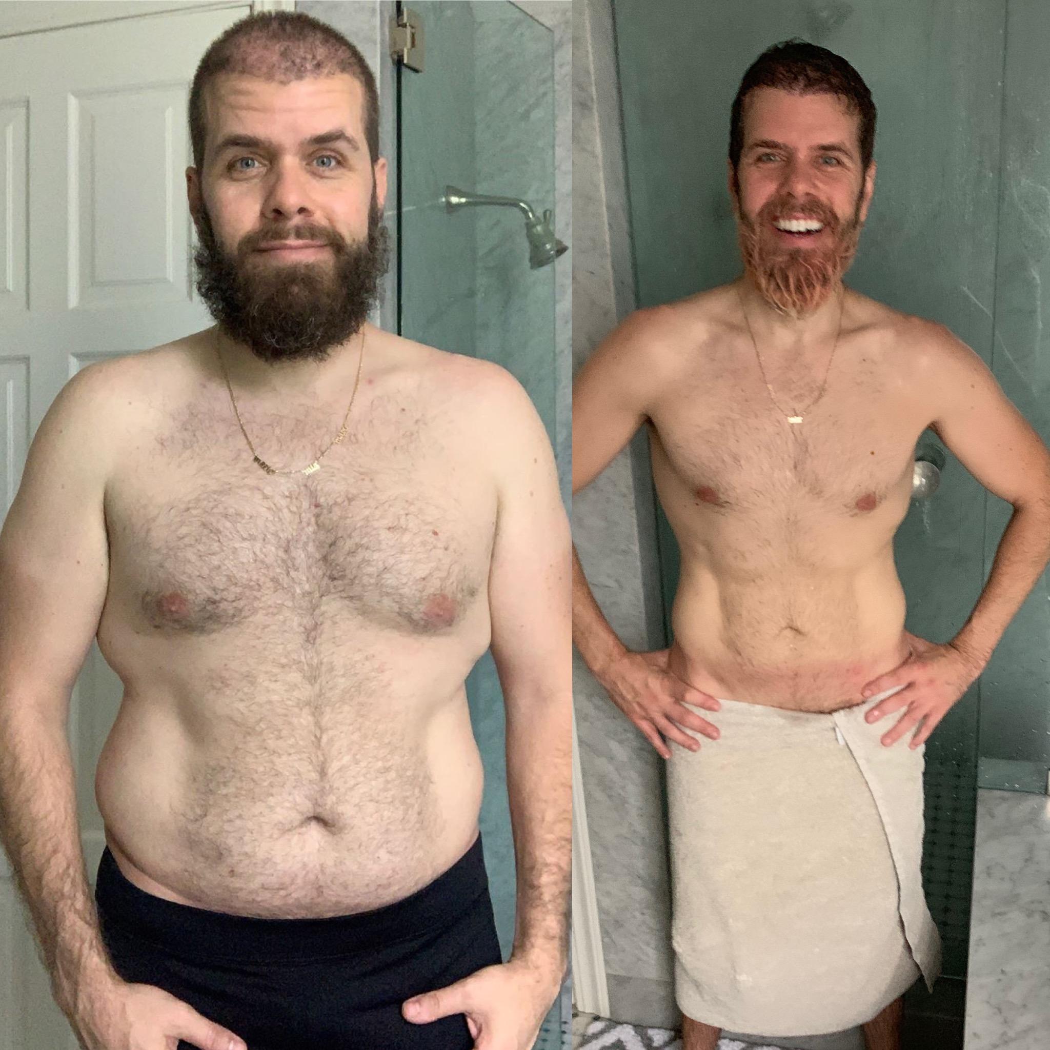 pierderea în greutate perez hilton