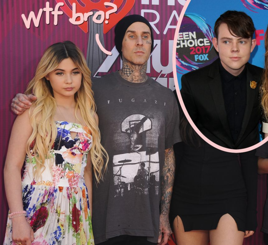 Echosmith Drummer Apologizes for Messages to Travis Barker's 13-Year-Old Daughter