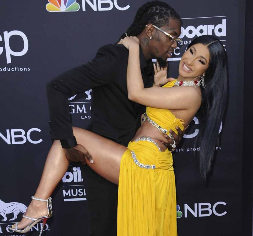 Proud Parents Cardi B & Offset Celebrate Kulture's First Birthday With Adorable Pics! So Cute!