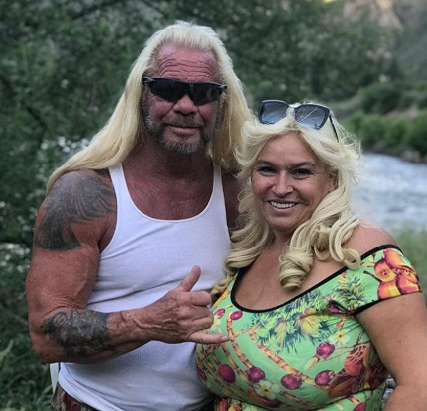 Dog The Bounty Hunter Is 'Trying To Man Up' After Beth Chapman's
