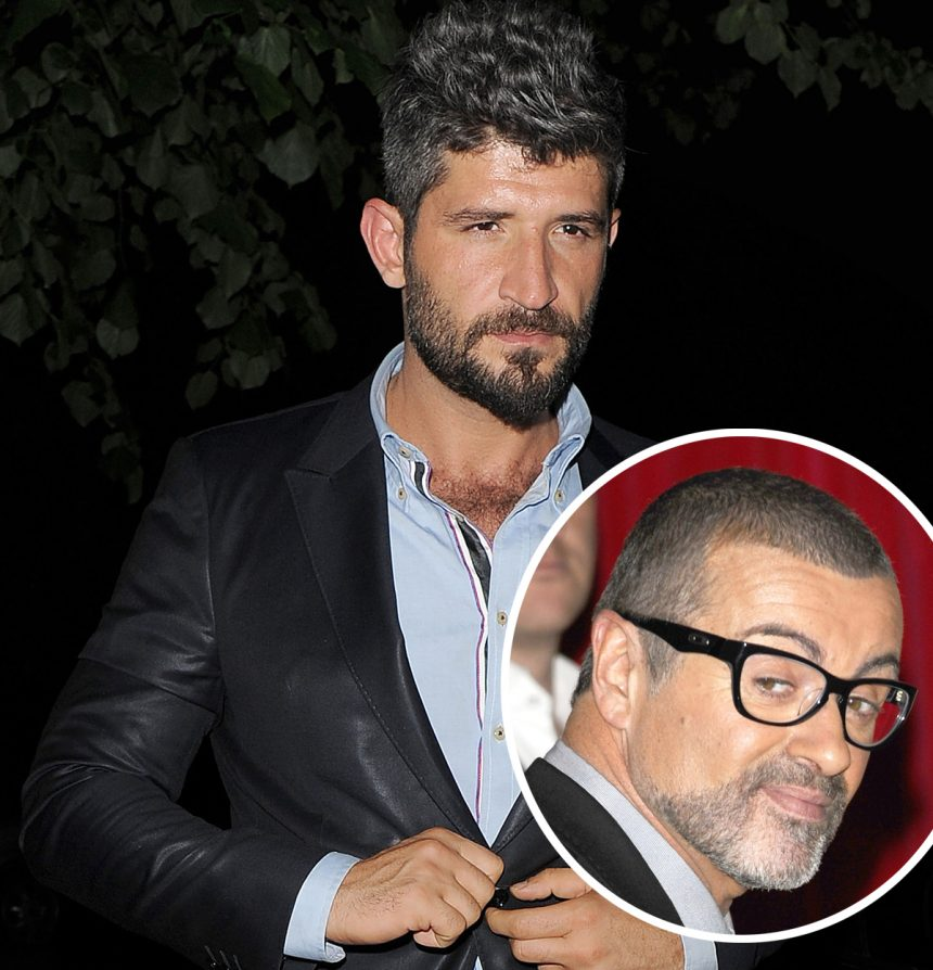 George Michael's ex arrested after 'wrecking star's mansion'