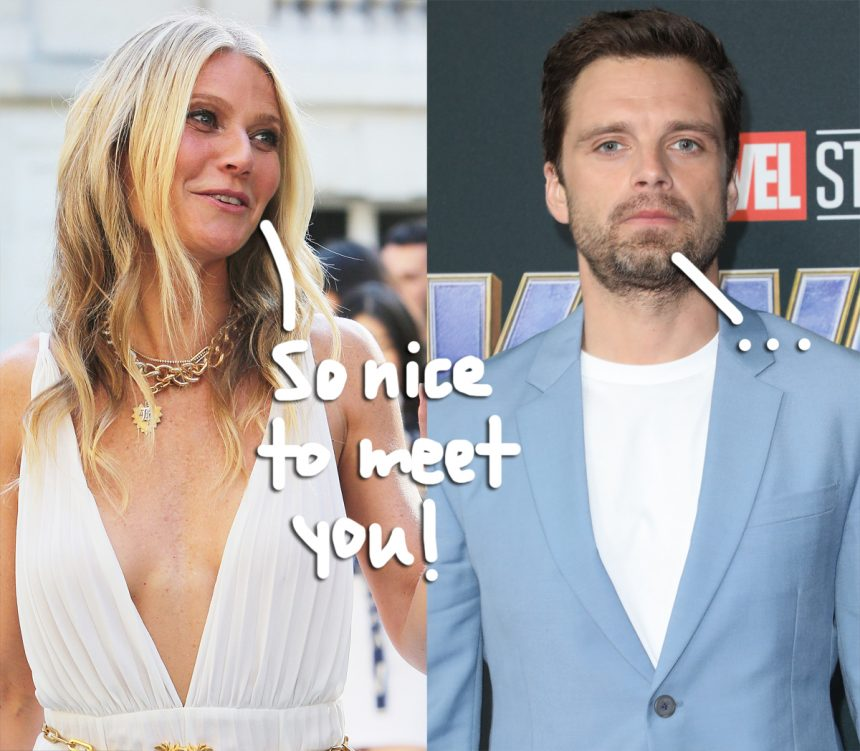 Gwyneth Paltrow Doesn't Know Who Her 'Avengers' Costar