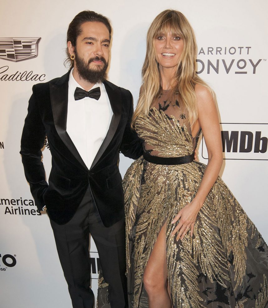 Heidi Klum, Tom Kaulitz secretly married for four months