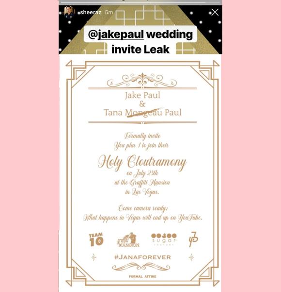Logan Paul Implies Brother Jake's Engagement To Tana