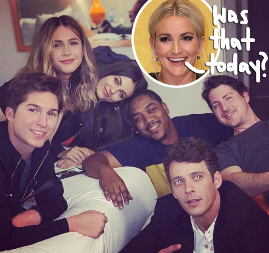 Jamie Lynn Spears Apparently Missed The Zoey 101 Reunion